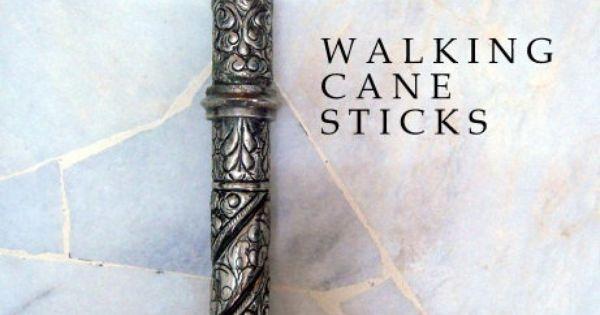 Indian Silver Cane Esla Vintage Derby Handle Beautifully