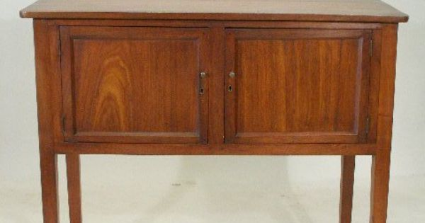 Southern huntboard walnut with yellow pine secondary wood for Yellow pine wood doors
