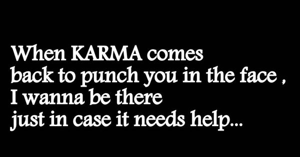 Quotes About Lying And Karma: Best Quotes 4 You