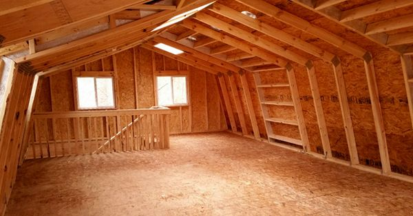 Tuff Shed An Artist S Studio In Ypsilanti Barn Interiors Pinterest Studio Barn And