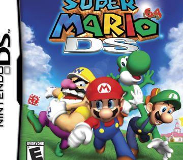 Super Mario 64 Ds Mariowiki Fandom In 2020 Super Mario Ds Games Nintendo Ds