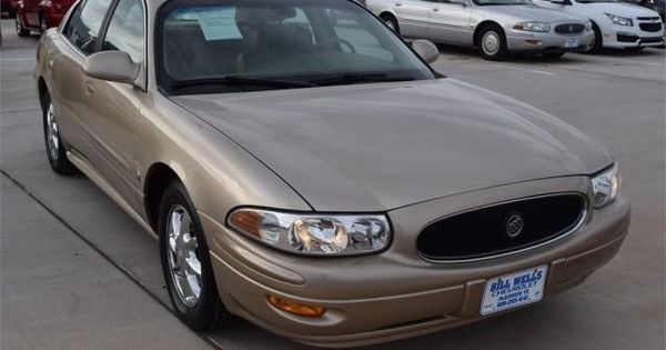 Used 2005 Buick Lesabre 4dr Sdn Limited At Bill Wells Chevrolet In