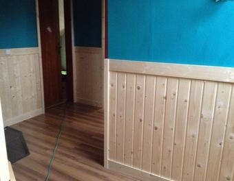 Holzvertafelung Wandverkleidung Wandverkleidung Holz Holzpaneele
