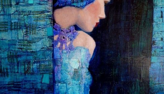Richard Burlet, art, paintings