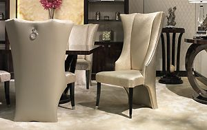 High Back Dining Chairs Luxury Dining Chair Luxury Dining Room