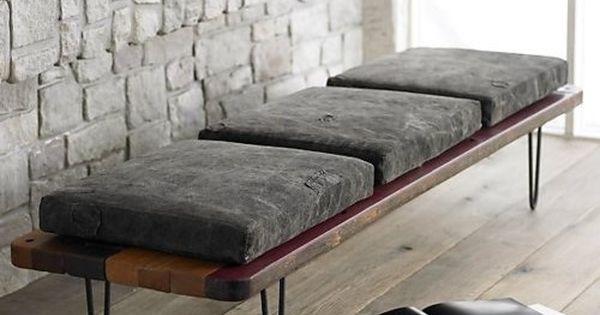 bench schlafzimmer by pelz und wood schlafzimmer bank skandinavisch - Schlafzimmer Banke
