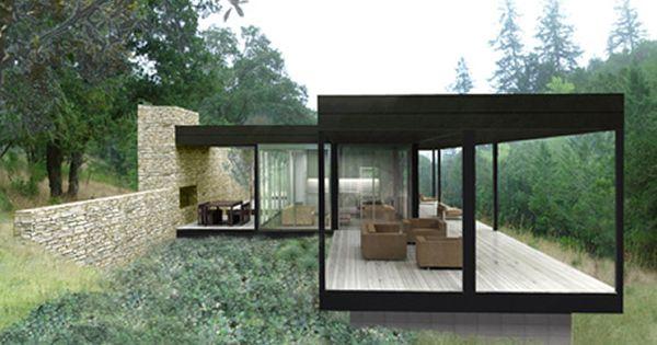 Baton rouge rocks 200 micro house homes pinterest for Prefab granny unit california
