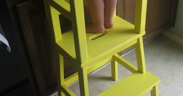 kitchen helper ikea hack kid stuff pinterest step stools