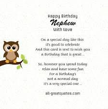 Happy 16th Birthday Nephew Cards Birthday Wishes For Nephew Happy Birthday Quotes Nephew Birthday Quotes
