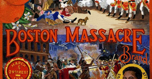Was the boston massacre really a