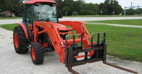 3 Point Hitch Scissor Lift : A nice kubota tractor enjoy more on http