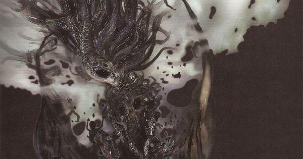 Artsy Fartsy Dark Souls Ii Concept Art: Candlemaiden: Moon Presence Bloodborne Official Artworks