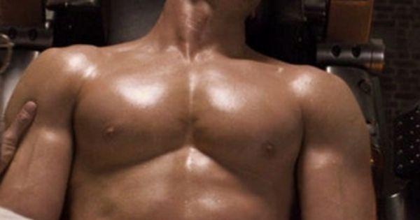 Chris Evans Captain America Shirtless