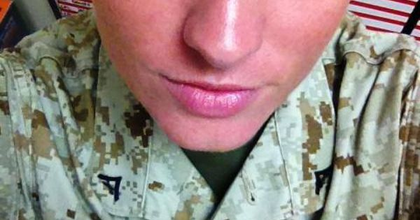 Wives And Military Woman  Usmilitarysluts Marine Lcpl -7060