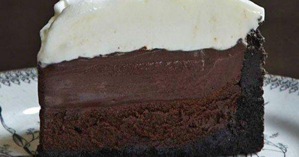 Mud Pie (aka Muddy Mississippi Cake) | Recipe | Mississippi mud, Pie ...