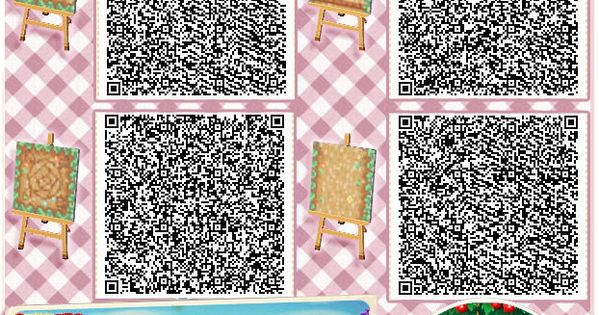 petal path spring summer qr codes outfits qr codes for animal crossing new leaf pinterest. Black Bedroom Furniture Sets. Home Design Ideas