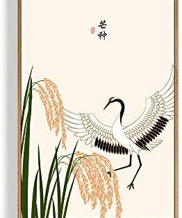 Amazon Com Nwt Framed Canvas Wall Art For Living Room Bedroom Chinese Ink Painting Canvas Prints For Hom In 2020 Framed Canvas Wall Art Poster Prints Canvas Wall Art