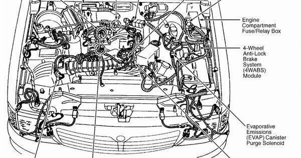 Engine Diagram 8 Ford Escape Black Di 2020 Taurus Ford Diagram