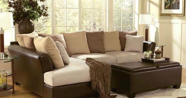 Decoracion con muebles marron oscuro buscar con google for Sala de estar marron