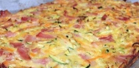 Gluten Free Easy Vegetable And Bacon Slice Appetizers Easy