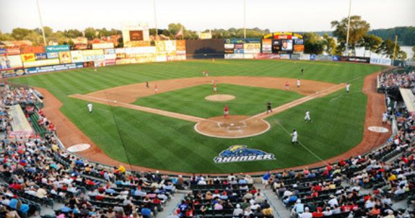 Trenton Thunder Minor League Baseball Game For Two Or Four On July 29 Or August 1 20 Or 29 Up To 62 Off Trenton Thunder Minor League Baseball Trenton