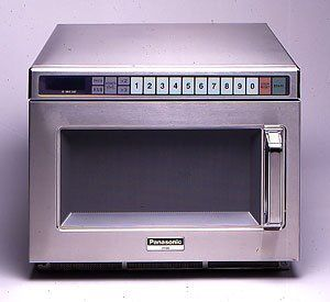 Panasonic Ne 17523 Commercial 1700 Watt Microwave Oven Microwave Oven Microwave Oven