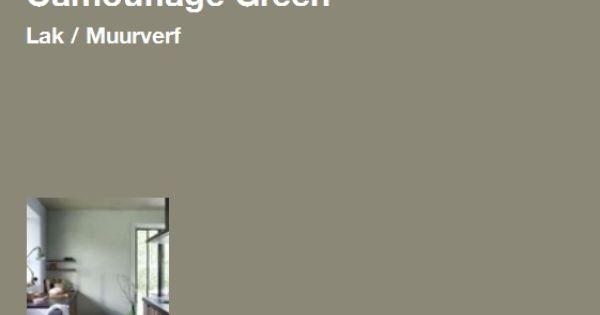 Flexa Camouflage Green | Lighting | Pinterest | Camouflage