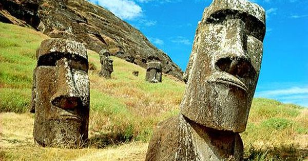 exploring the mysteries hidden on easter island When and why these people left their native land remains a mystery  however  they got to easter island, the rodents found an unlimited food.