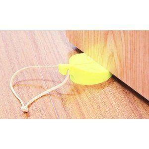 ドアストッパー ドアストップ ドア止め 葉っぱ型 葉 リーフ 紐付き