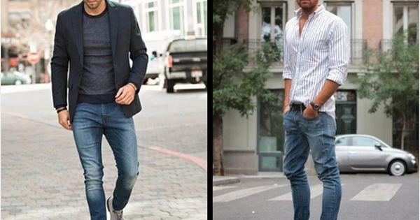 Klasyczne Dobrej Jakosci I Odpowiednio Dobrane Do Sylwetki Dzinsy Ktore Swietnie Sprawdzaja Sie Przy Wielu Stylizacjach To Niezbednik Menswear Fashion Casual