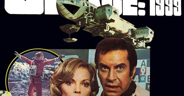 Space: 1999 - British sci-fi series starring Martin Landau ...