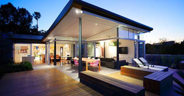 Arquitectura terraza pinterest arquitectura cochera for Terrazas johnsons