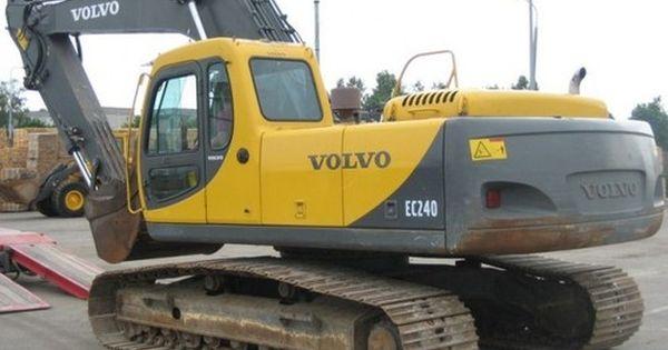 Engine Volvo Ec240 Ec240 Lc Ec240 Lr Ec240 Nlc Excavator Service Parts Manual Read More Post Volvo Heavy Truck Excavator