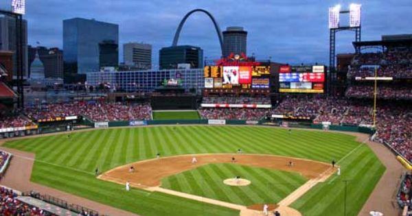 St Louis Cardinals Seating Chart Busch Stadium Seat Views Busch Stadium St Louis Cardinals Seat View