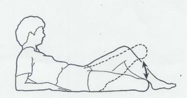 Post Operative Below The Knee Amputation Exercises
