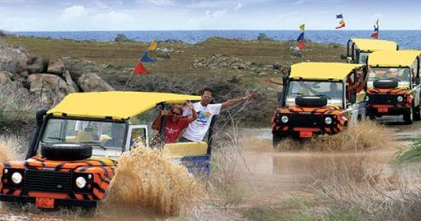 Abc Aruba Jeep Tour This Excursion Is Very Exciting And Extremely