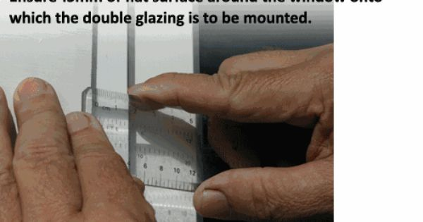 Magnetic Double Glazing With Images Soundproof Windows Sound