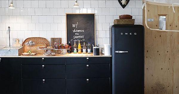 pin tillagd av nette l vgren p simple summer life pinterest k k inredning och matsal. Black Bedroom Furniture Sets. Home Design Ideas