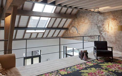 Design en interieur interieur inrichting woonboerderij pinterest interieur boerderij en - Hal ingang design huis ...