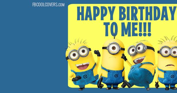 #MyFitnessResolution Minions wishing happy birthday ...