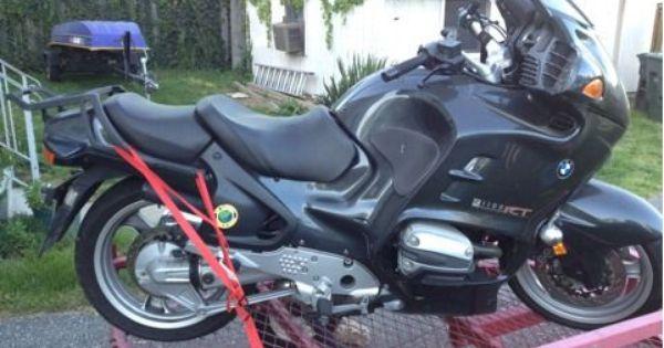 Bmw R1100rt Adventure Bike Bmw Bmw Motorcycles