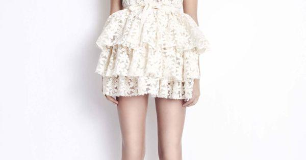 bridal shower dress idea