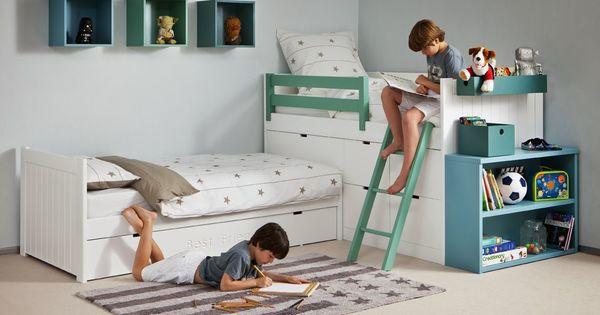 Como decorar un dormitorio juvenil dormitorios juveniles - Dormitorios infantiles madrid ...