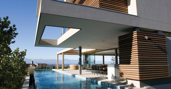 #Architecture Awesome Modern Pool Luxury House Home