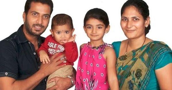 Vijay Sethupathi Family Photos