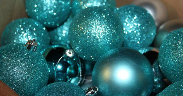 Glitter and balls