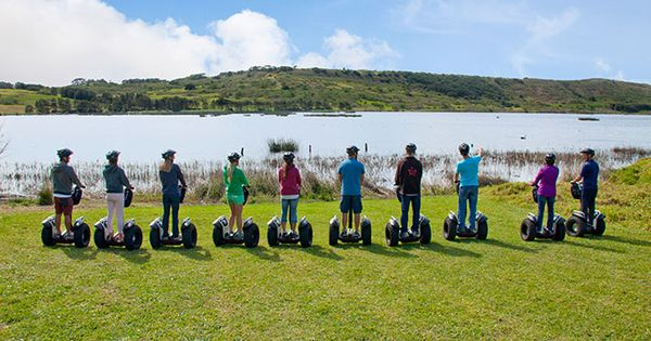 Segway Adventure Around The Northern Fringes Of Killalea State Park