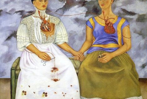 the two fridas analysis Get access to frida kahlo s the two fridas essays only from anti essays listed results 1 - 30 get studying today and get the grades you want only at.