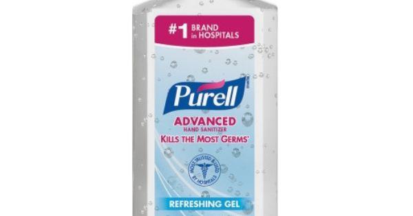 Purell Portable Instant Hand Sanitizer Gel 4oz Order Online At