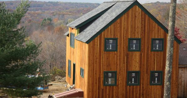 Barn Wood Siding Vs Board And Batten Modern Rustic Cabin